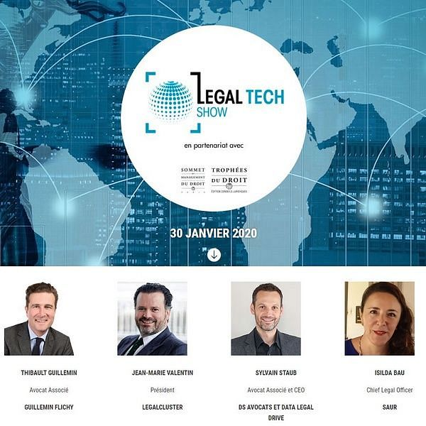 The Legal Tech Show must go on!