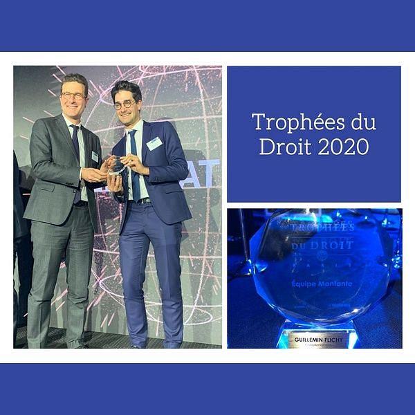 Trophées du Droit 2020