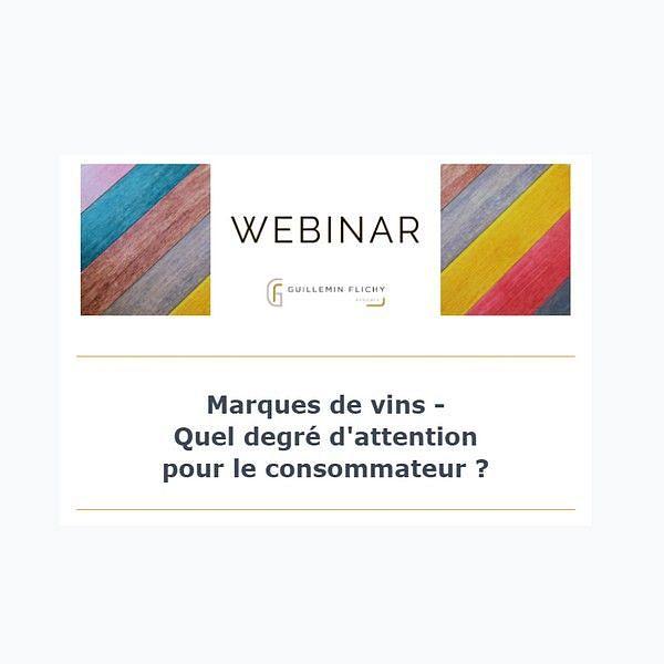 Marques de vins - Quel degré d'attention pour le consommateur ?
